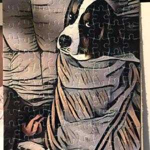 Puzzle (Portrait)