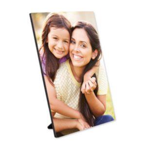 Hardboard 5′ x 7″ Photo panel with detachable easel Portrait
